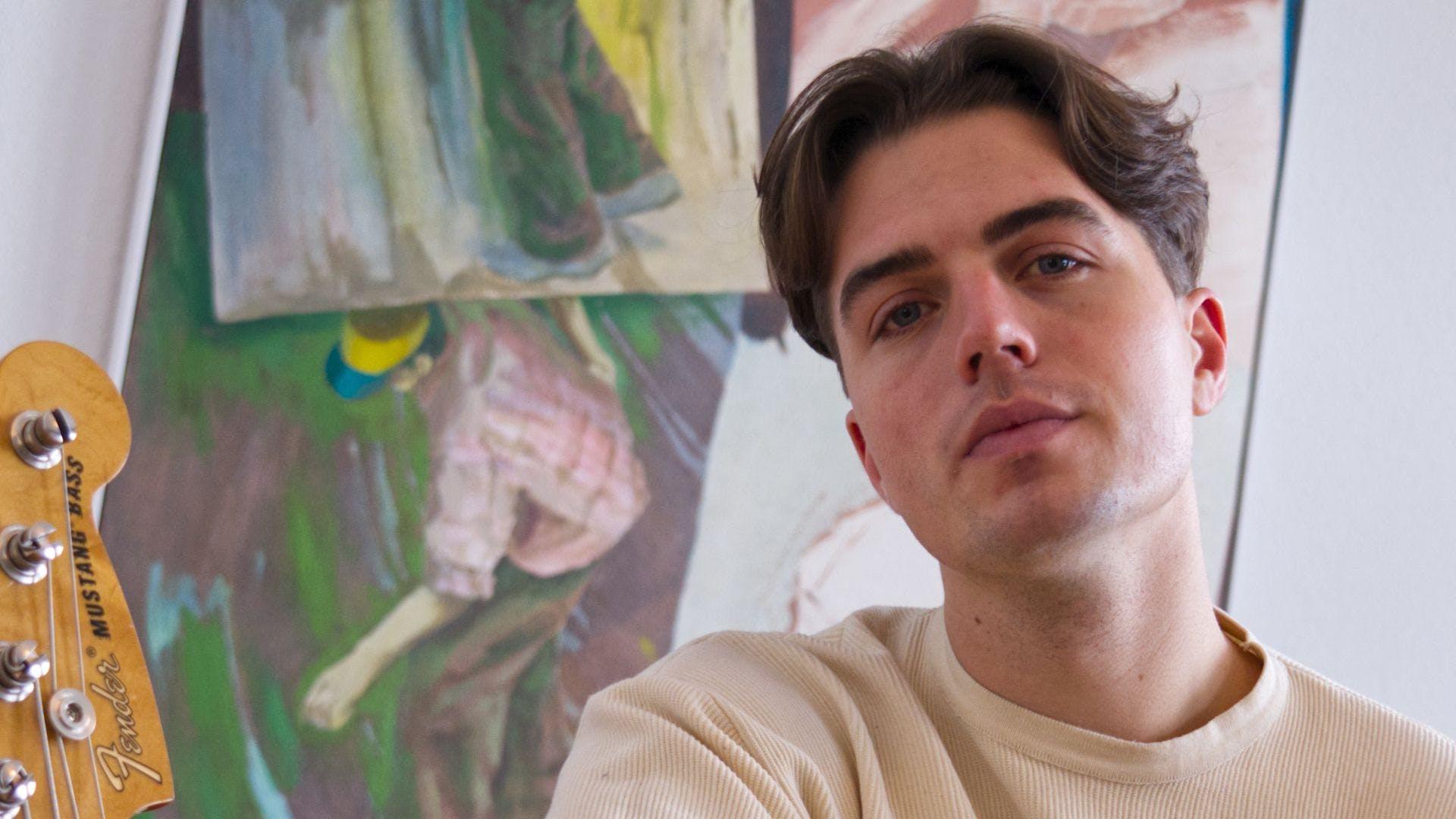 «Ich glaube, ich habe es geschafft, die Jury mit meinem Lied zu berühren, sie auf der persönlichen Ebene abzuholen»: Andryy.