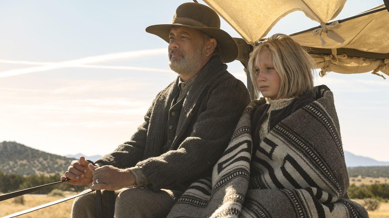 Die zwölfjährige Deutsche Zengel ist als Nebendarstellerin in dem Western «Neues aus der Welt» für einen Golden Globe nominiert.