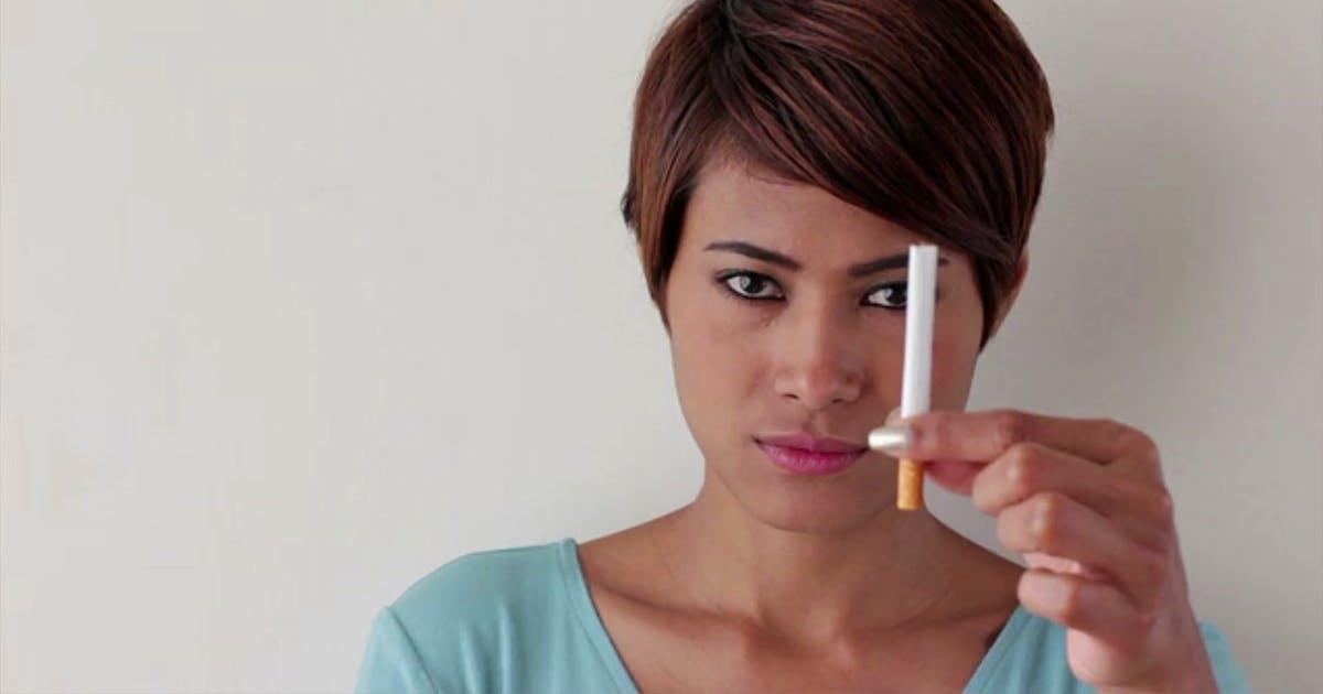 NICORETTEQUICK® Spray per smettere di fumare |NICORETTE®