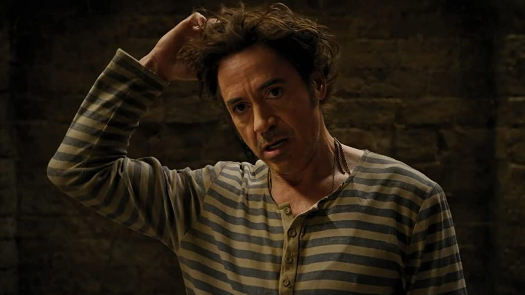 Da kratzte sich so manch einer am Kopf: Was dachte sich Robert Downey Jr. bei «Dolittle» nur?