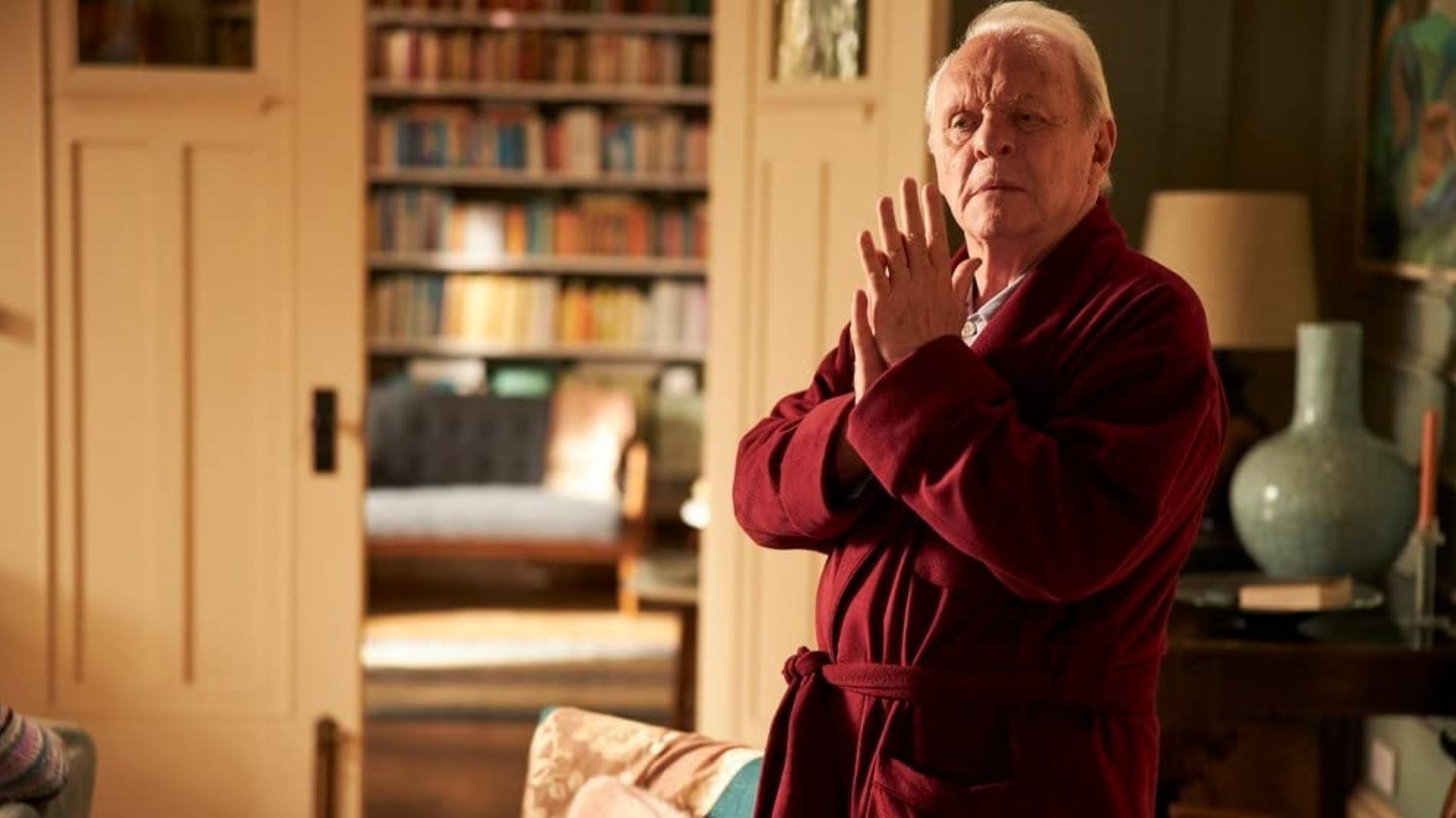 Sir Anthony Hopkins ist auch mit 83 Jahren noch ein Meister seines Fachs. In «The Father» spielt er einen demenzkranken Vater.