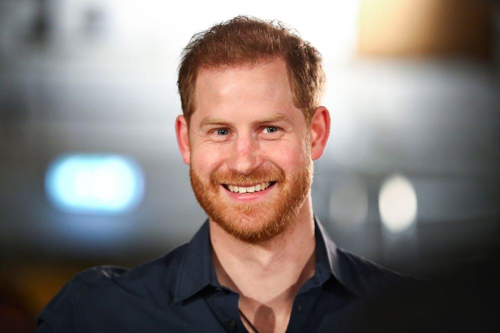 Prinz Harry ist jetzt Mitglied der Commission on Information Disorder.