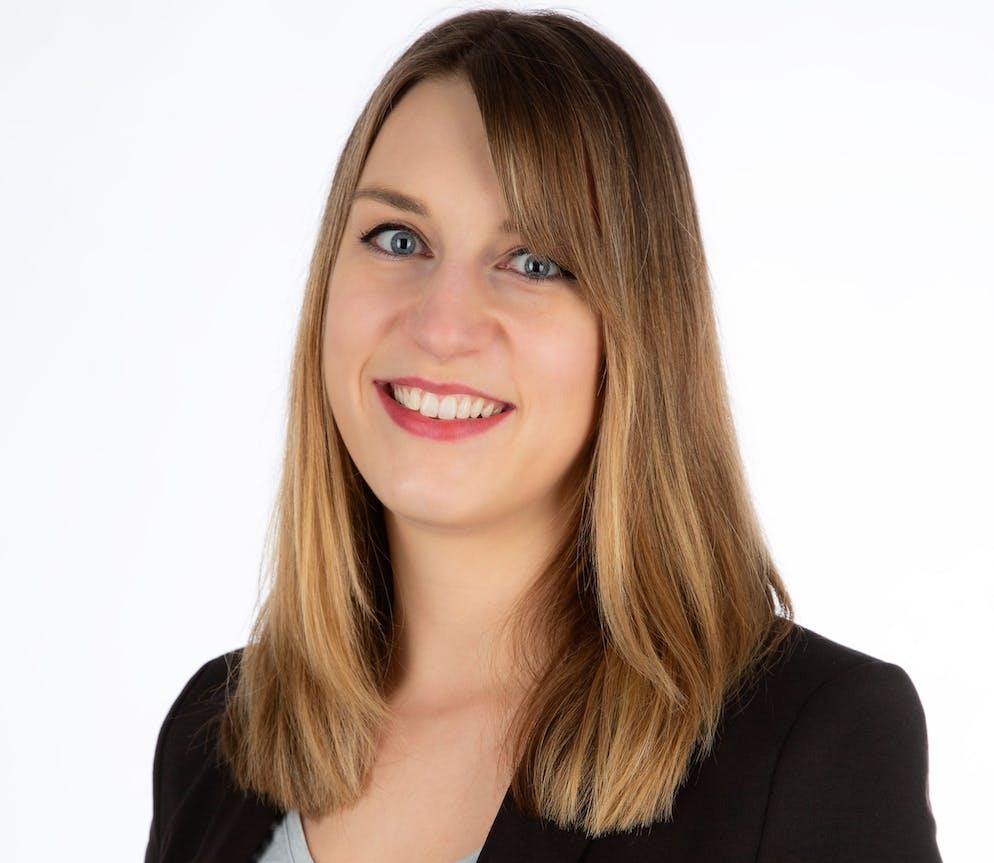 Céline Matter, Ernährungsberaterin im Sportbereich