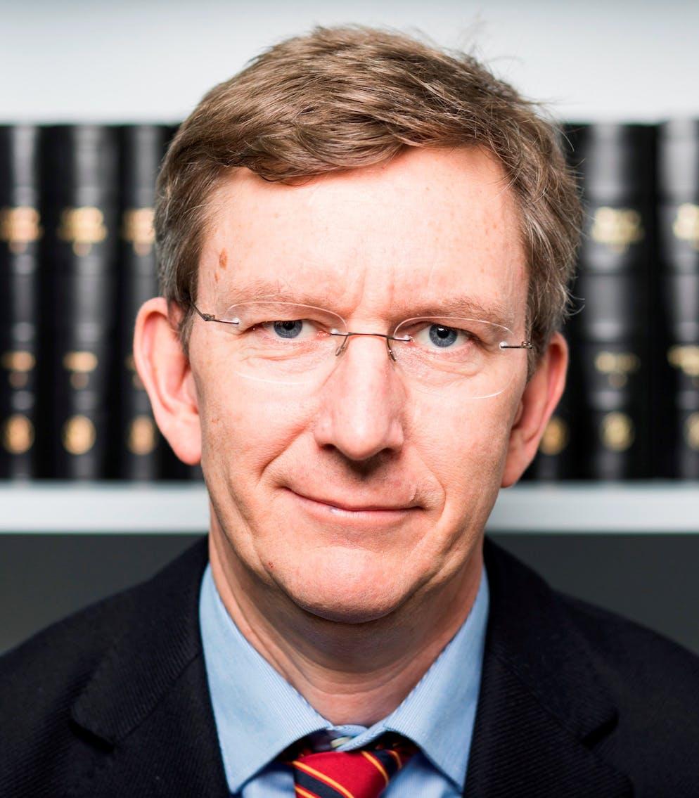 Prof. Dr. iur. Matthias Mahlmann, Rechtswissenschaftliche Institut der Uni Zürich