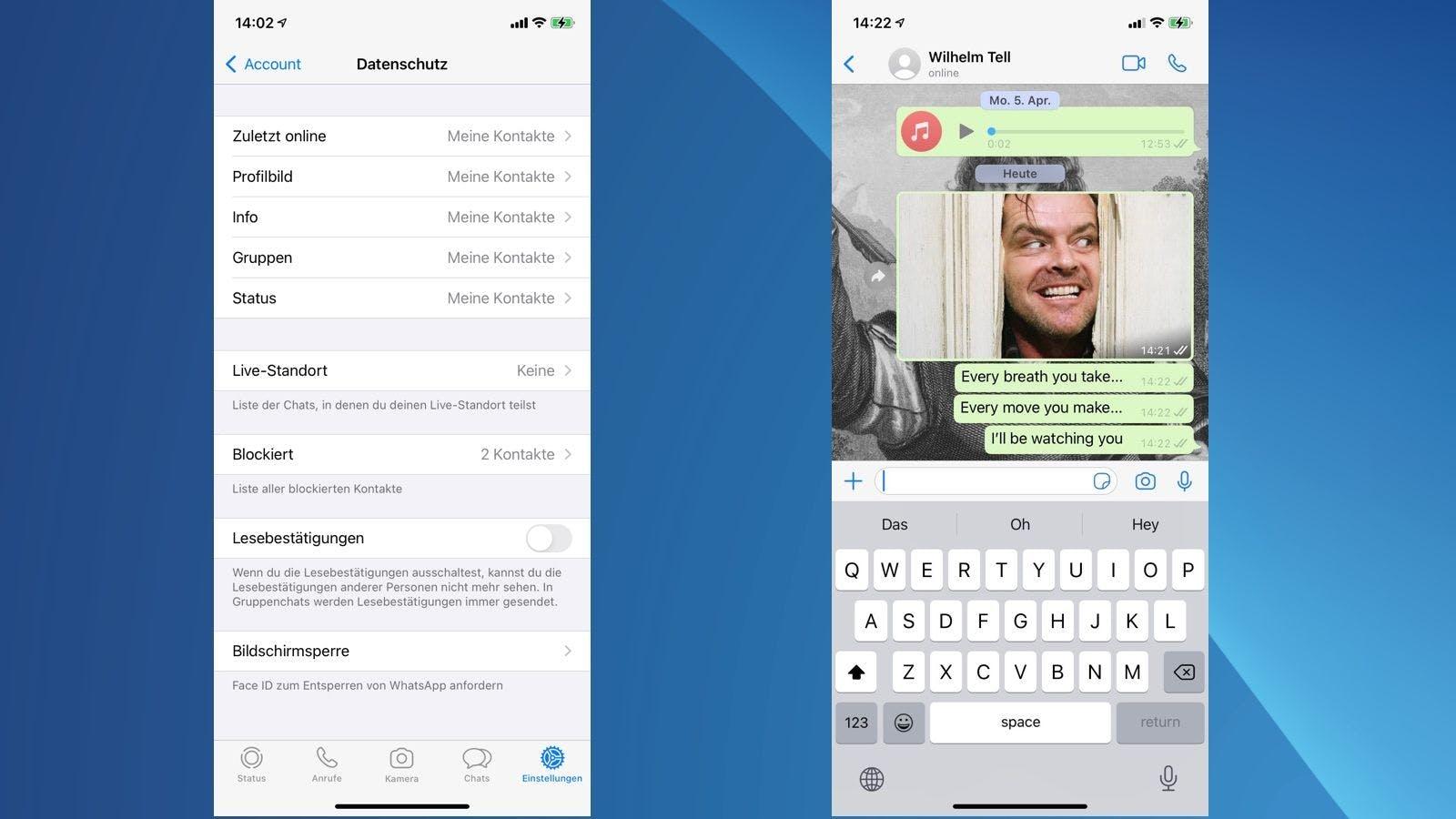 Online sichtbar trotzdem whatsapp verbergen status WhatsApp: Online