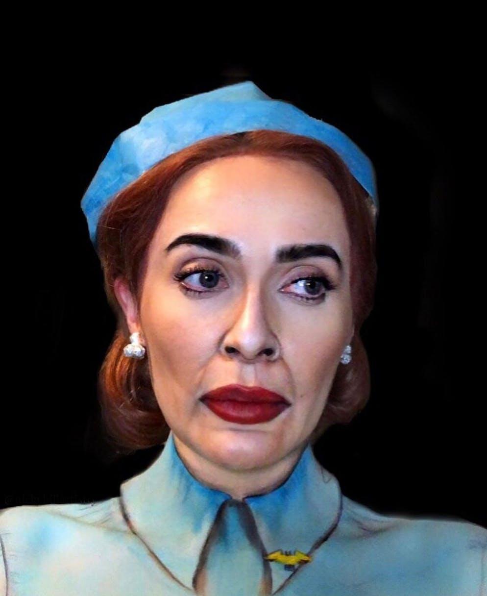 L'infirmière Ratched, également connue sous le nom de Mildred Ratched au cinéma et à la télévision et surnommée Big Nurse en version originale, est un personnage de fiction crée par Ken Kesey dans le roman Vol au-dessus d'un nid de coucou en 1962.