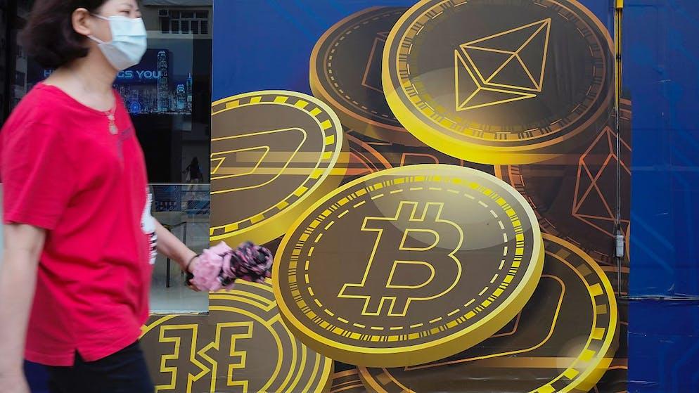 mi az én bitcoin címem kínai crypto piac