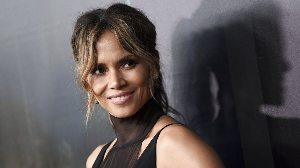 Actress Halle Berry attends the world premiere of
