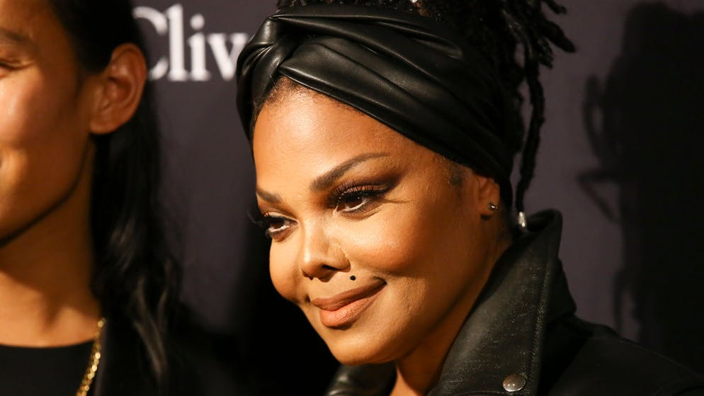 BEVERLY HILLS, CALIFORNIA - JANUARY 25:  Janet Jackson attends the Pre-GRAMMY Gala and GRAMMY Salute to Industry Icons Honoring Sean