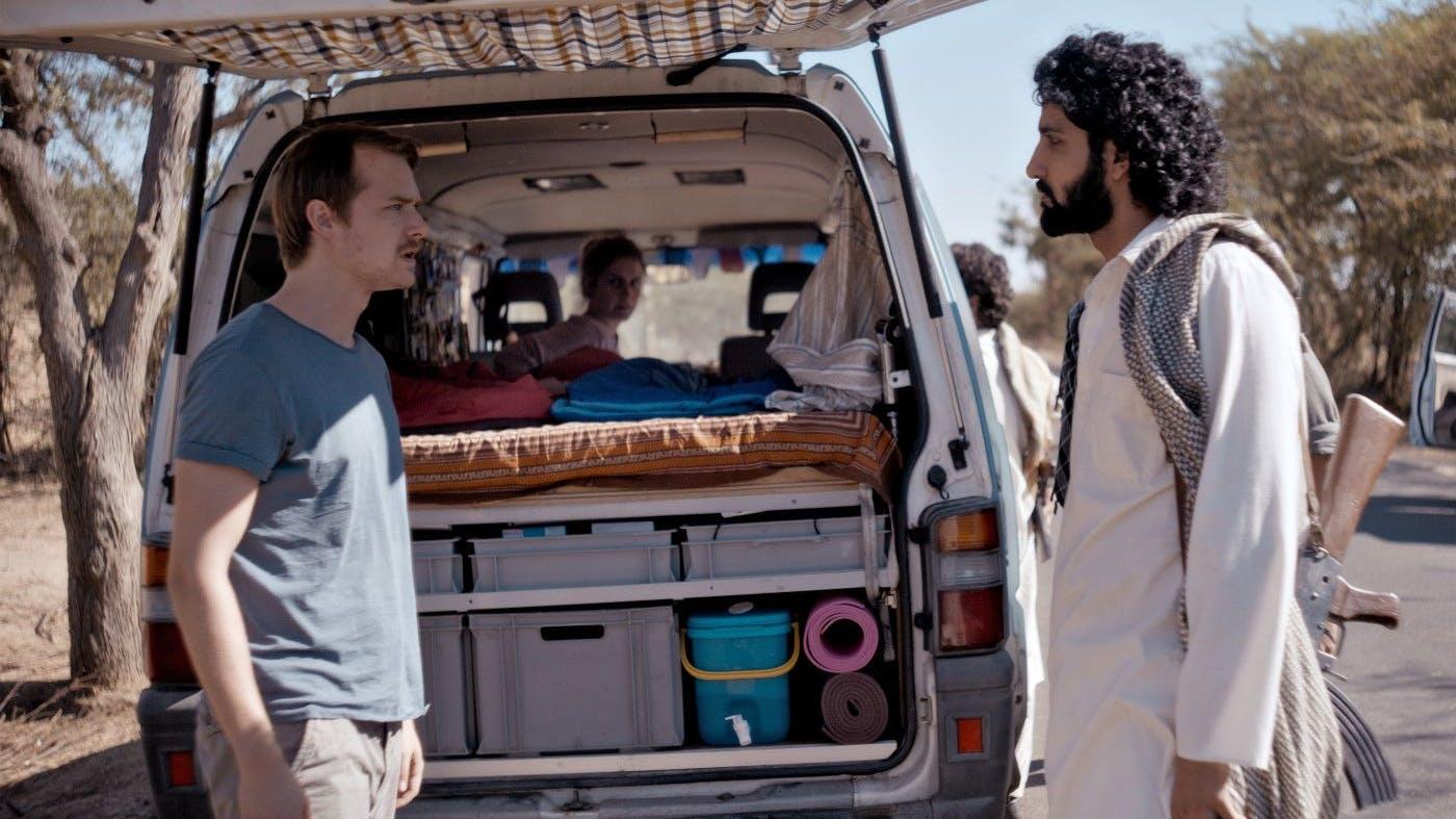 Sven Schelker (links) spielt David Och in Michael Steiners «Und morgen seid ihr tot».